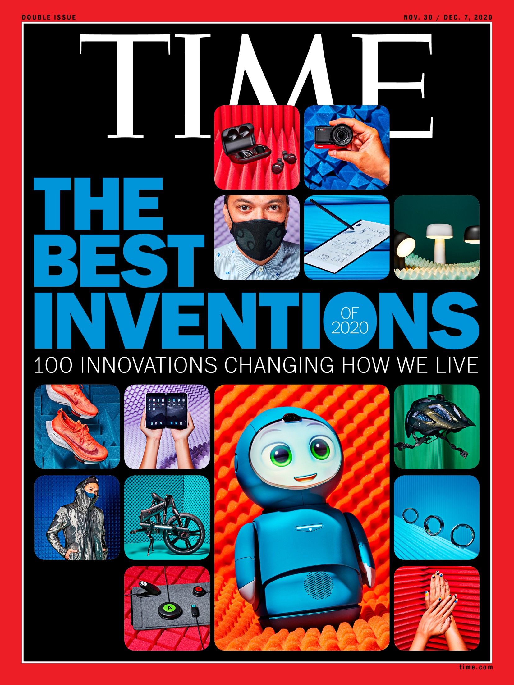 Sepura is on TIME's Best Inventions of 2020 List